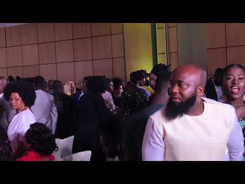 Shatta Michy, Moesha Budong, Fella Makafui, Prince David Osei & More Celebs At Ghana Football Awards