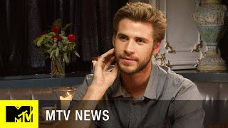 Лиам Хемсворт,  Liam Hemsworth Says 'The Hunger Games: Mockingjay – Part 2' is the Best One! | MTV News