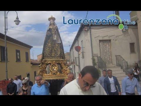 Preview video Video processione festività Madonna Addolorata 2019 Laurenzana 22 settembre 2019
