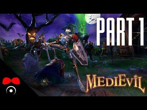 ČESKÝ DABING! | MediEvil #1