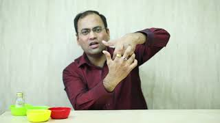 Solve All Tooth & Dental Problems With Acupressure And Naturopathy||