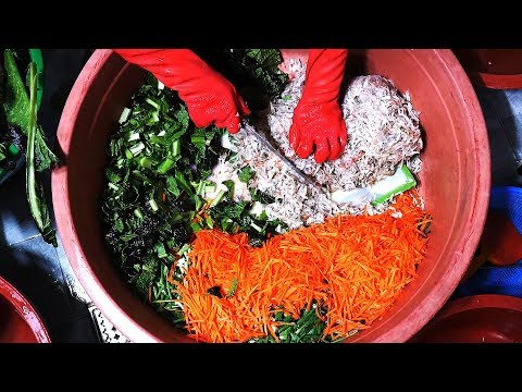 How To Make Kimchi (Traditional Recipe) Mp3