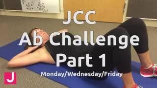 Wake-Up Abs Challenge MWF Part 1