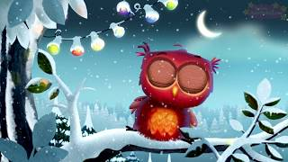Animated Bedtime Story for Children with sleepy Animals ❄️  Nighty Night Circus Winter