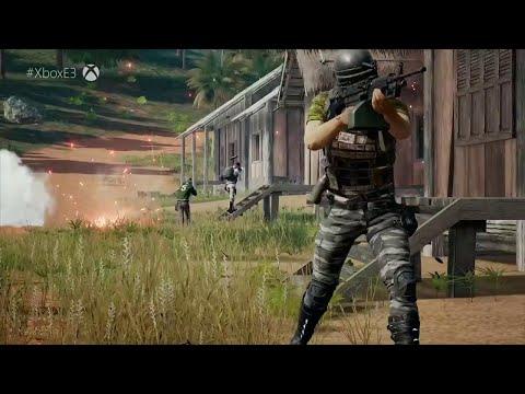 PlayerUnknown's Battlegrounds (PUBG) Map 3 Trailer – E3 2018