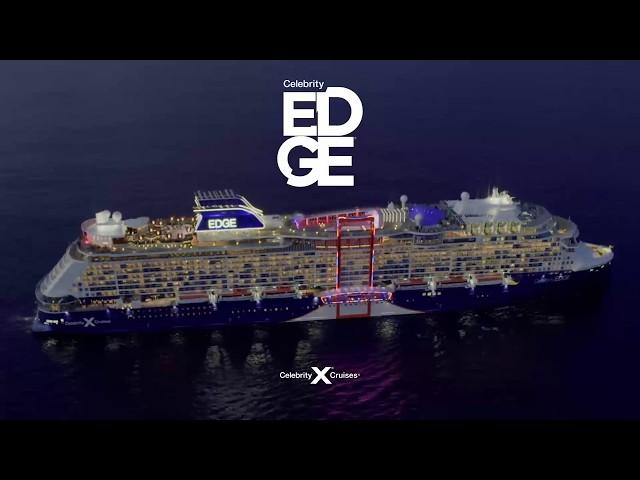 Celebrity Edge es el barco más futurista de la naviera premium Celebrity Cruises. Destacan sus increíbles camarotes con vistas al mar, el Spa que cuenta con una línea de los primeros en la industria y además disponen de la piscina más grande en los barcos de la flota de Celebrity.