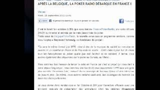 King Of Paradise Sur French Poker Radio (1er Oct 2012) - PART II