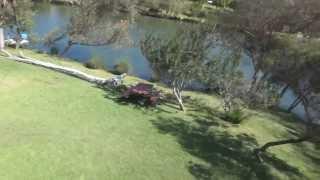 preview picture of video 'Ziplining at Las Cañadas campground in Ensenada, Baja California, Mexico'