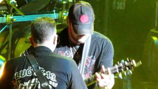 Eric Church - Lotta Boot Left to Fill - Charlottesville, VA