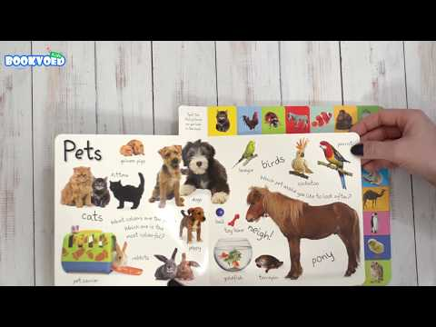 Видео обзор My First Animals Let's Squeak and Squawk