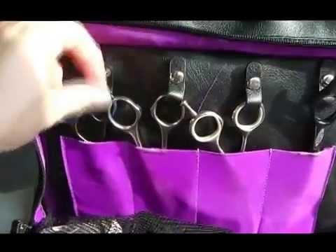 What's in my Bag, de Kapperstas