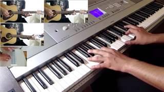 Amir Zaki   Mera Pyar PianoGuitar Cover