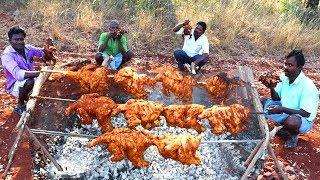 20KG Full Chicken Tandoori/Grilled Chicken Recipe/Whole Chicken Roast Recipe/food fun village