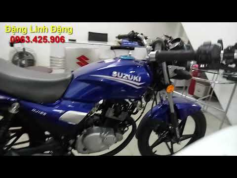 Suzuki HJ25K A Và Suzuki GN125 2F [Đặng Linh Đặng ]