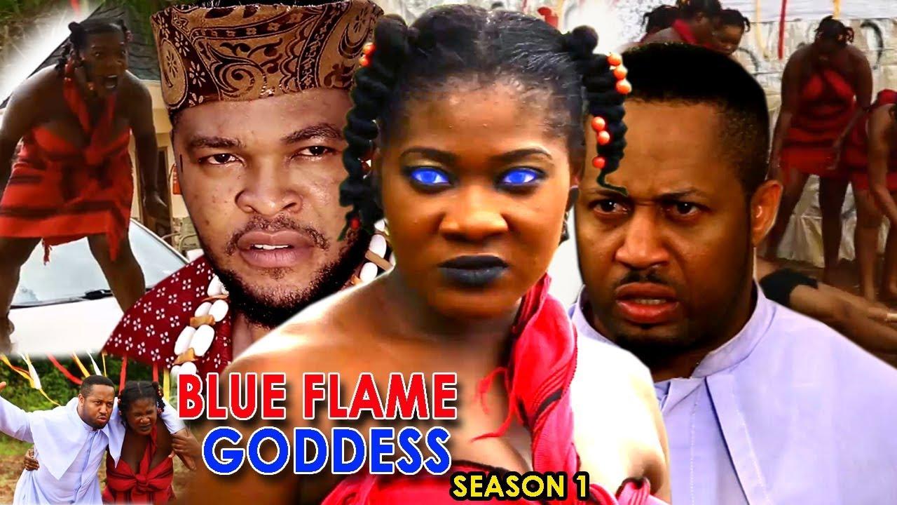 Blue Flame Goddess (2018) (Part 1)