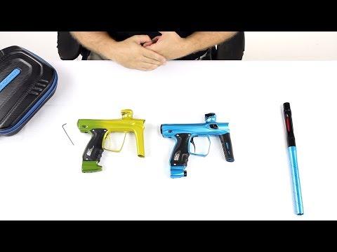 SP Shocker XLS Paintball Gun – Review