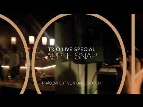 🎉 LIVE Partyband und Galaband als TRIO präsentiert von Bands-Book