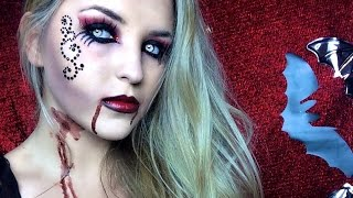 Вампиры, Vampire Halloween Look