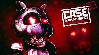 АНИМАТРОНИКИ ОХОТЯТСЯ ЗА МНОЙ! САМЫЙ СТРАШНЫЙ ХОРРОР Игра CASE 2: Animatronics Survival
