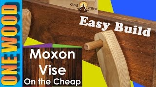 Woodworking Projects: How to Make a Moxon Vise on the Cheap