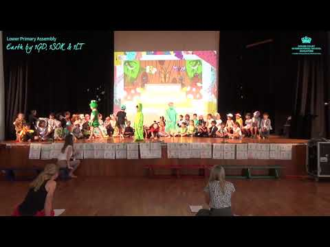 Lower Primary Assembly - Earth by 1GD, 1SOK and 1LT