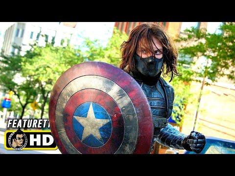 CAPTAIN AMERICA: THE WINTER SOLDIER (2014) VFX Breakdown Reels [HD] Marvel