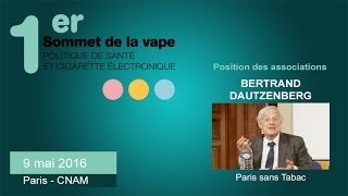 Positions des associations : Paris sans Tabac