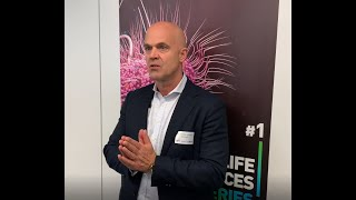 Video interview with Peter Harboe-Schmidt from the Life Science Series event - BioArk, Monthey