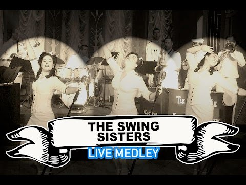 The Swing Sisters Video