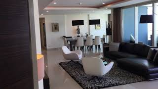Ultimate Luxury 4 Bed River and City View Condo on the 40th Floor at Chao Phraya River
