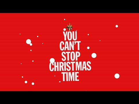 Robbie Williams - You cant stop Christmas time - Christmas Radio