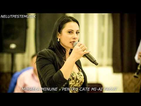 Mihaela Minune – Pentru cate mi-ai facut Video