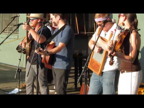 With the old timey/bluegrass band I play with, Brackish Water Jamboree!