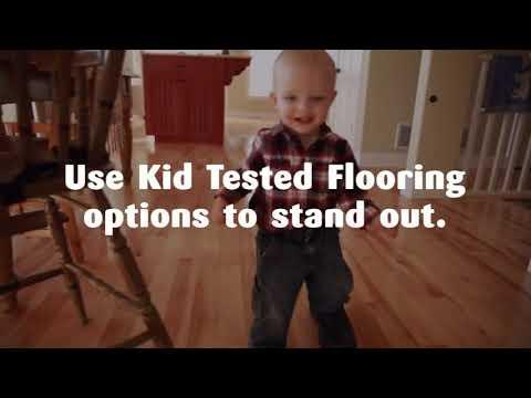 Floor for Kids -- Kid Friendly Flooring Best Floor for Kids