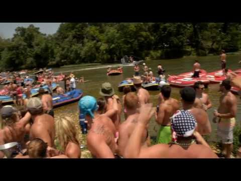 """Aaron Woods Band """"Hangin By The River"""" Official Video"""