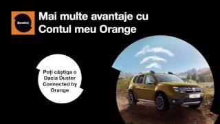 Mai multe avantaje cu Contul meu Orange