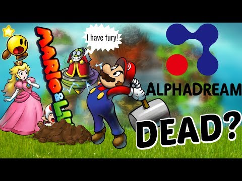 The FALL of Alphadream and Mario & Luigi!! - ZakPak