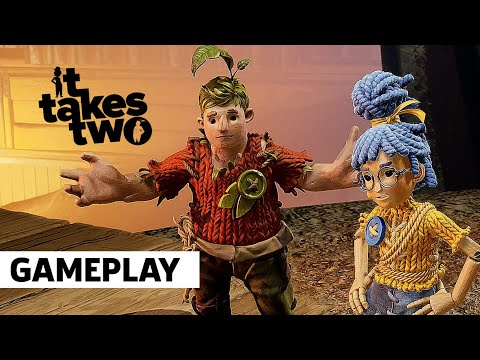 It Takes Two : First 22 Minutes Of It Takes Two