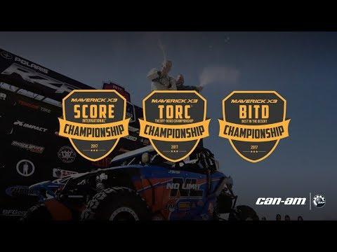 2018 Can-Am Maverick X3 X rs Turbo R in Paso Robles, California