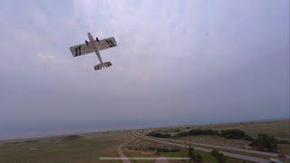 FPV ???? Quadcopter RC Plane ???? Chase