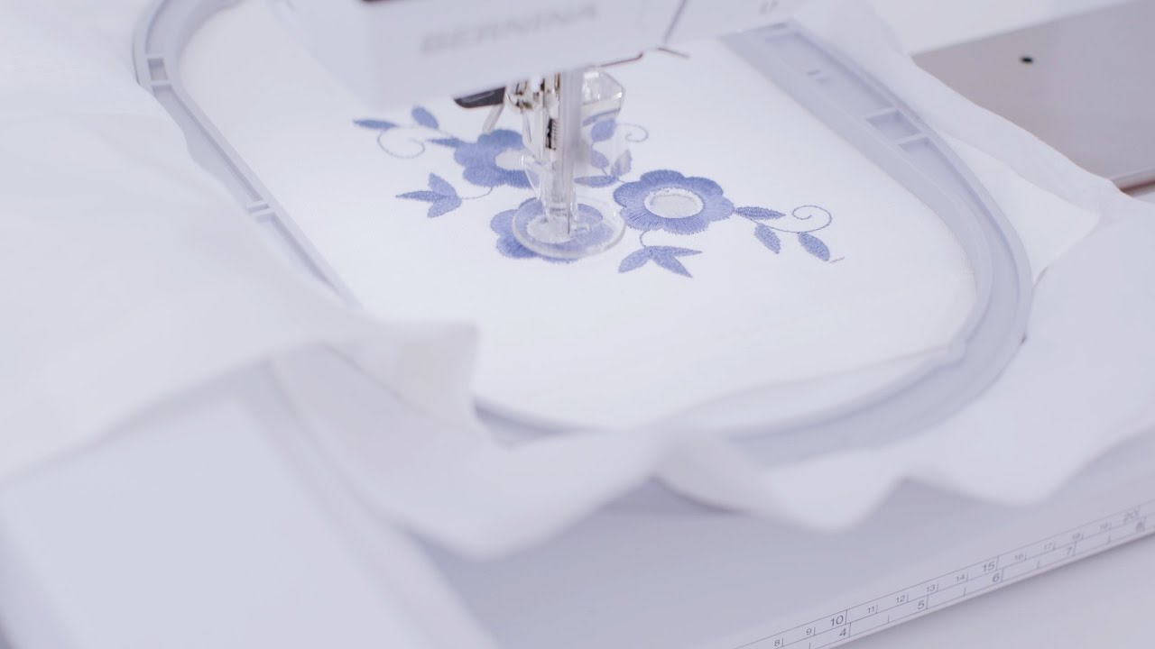 BERNINA Embroidery Software 8: CutWork