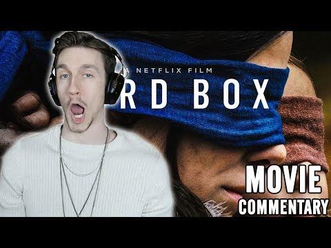 "WHO CAST THIS MOVIE?? (Watching ""Bird Box"")"