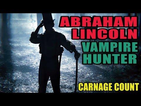Abraham Lincoln: Vampire Hunter (2012) Carnage Count