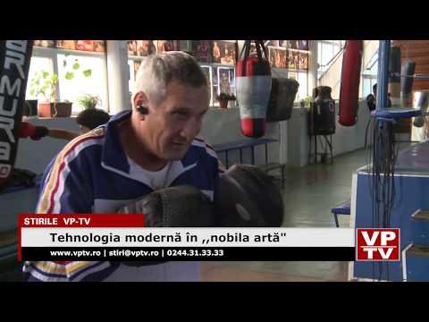 """Tehnologia modernă în ,,nobila artă"""""""