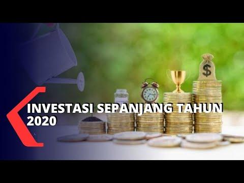 Realisasi Investasi Sepanjang Tahun 2020