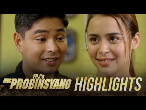 Cardo expresses his support for Alyana's business opening | FPJ's Ang Probinsyano