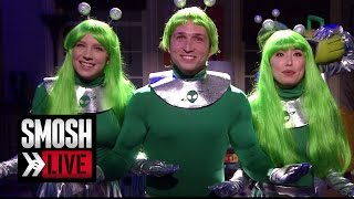 INTERGALACWHIP - SMOSH LIVE