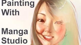 First impressions on Manga Studio/Clip Studio Paint