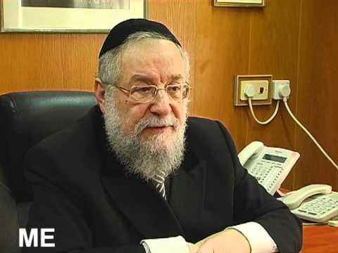 הרב ישראל מאיר לאו בסיפורים מרתקים