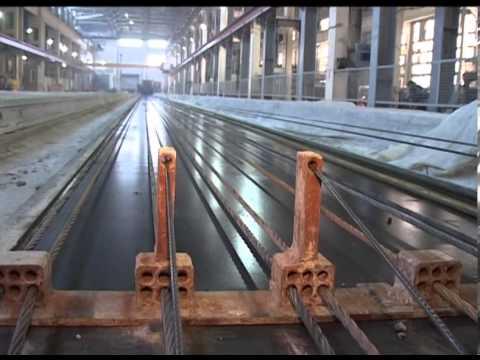 Плиты  - производство на ЖБК-1